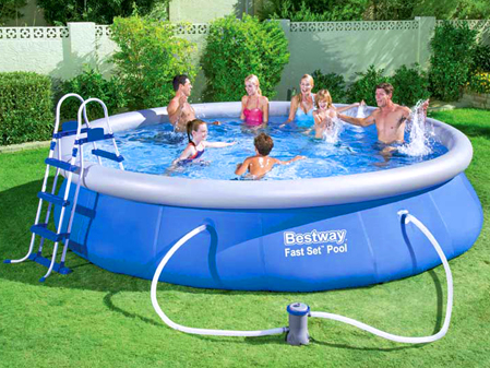 Grupo santana - Red voley piscina ...