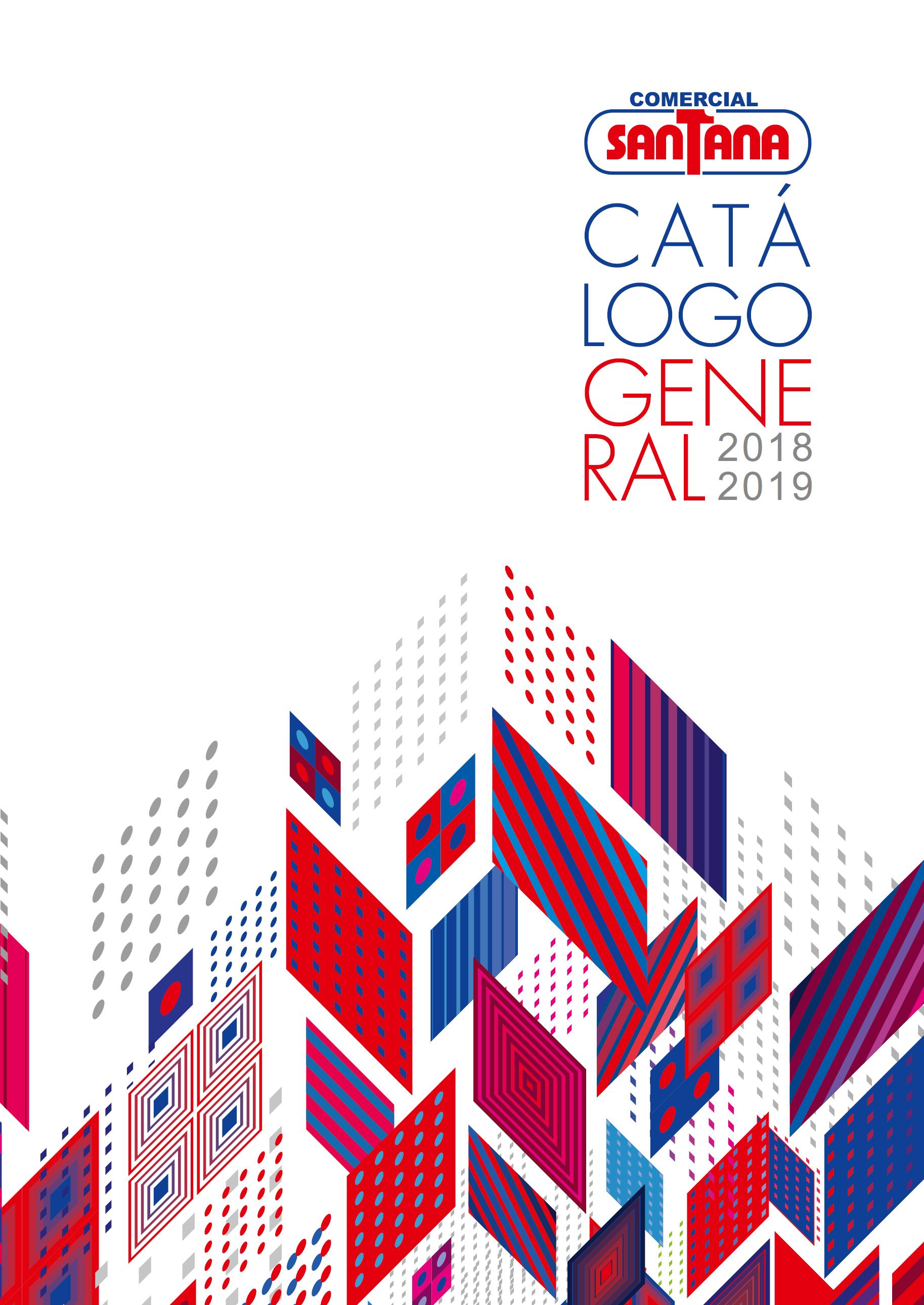 Catálogo General 2018-2019
